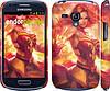 "Чехол на Samsung Galaxy S3 mini Dota 2. Lina 2 ""988c-31"""