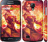 "Чехол на Samsung Galaxy S4 mini Duos GT i9192 Dota 2. Lina 2 ""988c-63"""