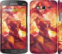"Чехол на Samsung Galaxy Grand 2 G7102 Dota 2. Lina 2 ""988c-41"""