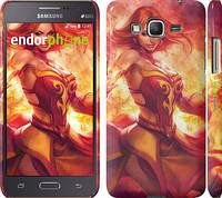 "Чехол на Samsung Galaxy Grand Prime G530H Dota 2. Lina 2 ""988c-74"""