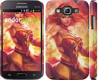 "Чехол на Samsung Galaxy Win i8552 Dota 2. Lina 2 ""988c-51"""