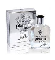Туалетная вода JUST PARFUMS Just Homme Platinum edt 100ml