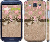 "Чехол на Samsung Galaxy S3 Duos I9300i Винтаж ""2402c-50"""
