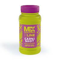 Л-карнитин MEX Muscle Excellence Carni Shot 1 x 70 ml л-карнитин для похудения, жиросжигатель