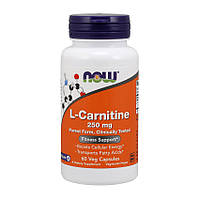 NOW L-Carnitine 250 mg 60 caps