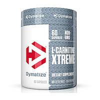 Л-карнитин Dymatize L-Carnitine Xtreme 60 caps л-карнитин для похудения, жиросжигатель
