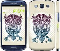 "Чехол на Samsung Galaxy S3 i9300 Совёнок ""2708c-11"""