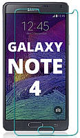 Защитное стекло Samsung Galaxy Note 4 N910 (Прозрачное 2.5 D 9H) (Самсунг Ноут Ноте 4 910)