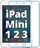 Защитное стекло iPad Mini 1/2/3 (Прозрачное 2.5 D 9H) (Айпад Мини 1 2 3) - Фото
