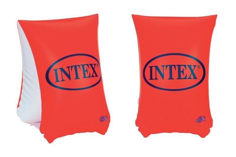 Intex Нарукавник 58642 NP (36) для детей с 3-х лет, размером 23х15см оригинал