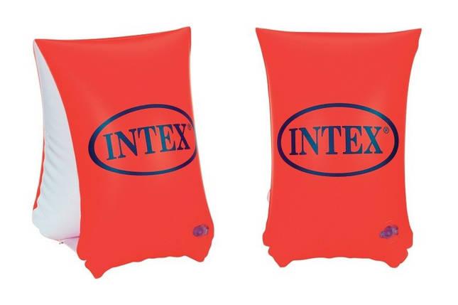 Intex Нарукавник 58642 NP (36) для детей с 3-х лет, размером 23х15см оригинал, фото 2