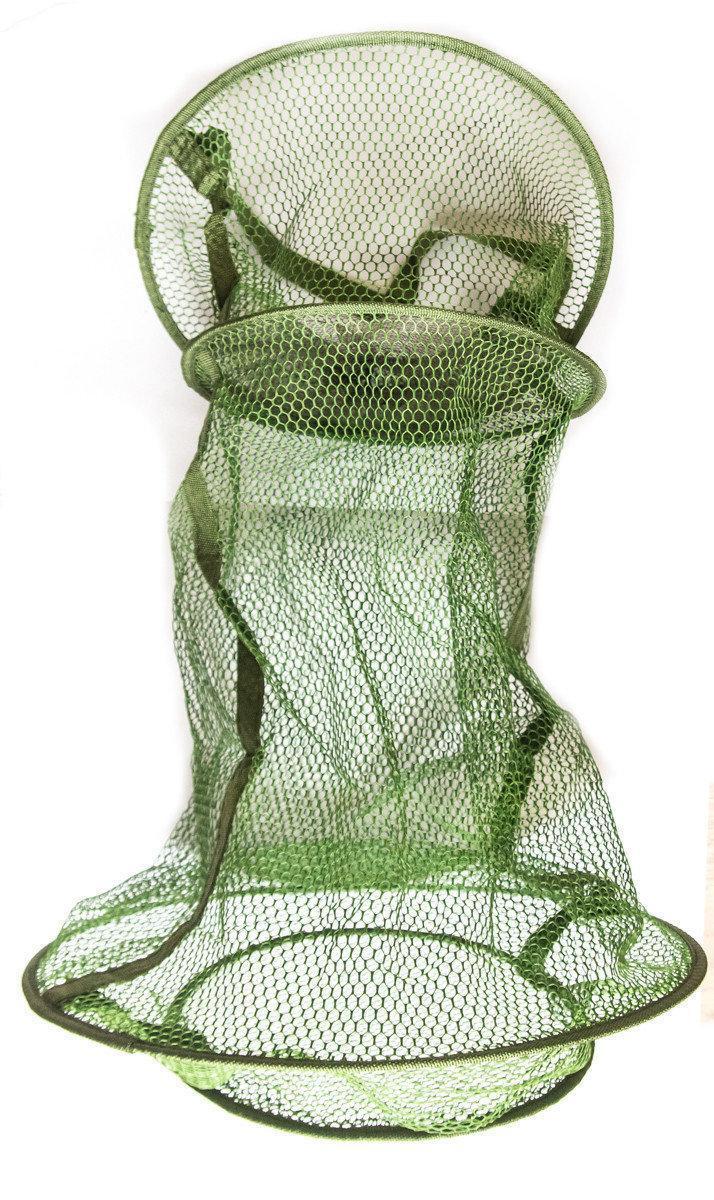 Садок прорезиненный длинный 35*110см .проверенно рыбаками
