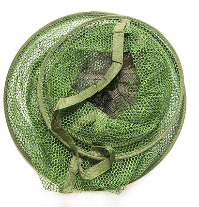 Садок прорезиненный длинный 35*110см .проверенно рыбаками, фото 2