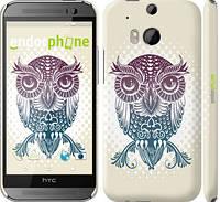 "Чехол на HTC One M8 Совёнок ""2708c-30"""