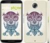 "Чехол на Motorola Nexus 6 Совёнок ""2708c-67"""