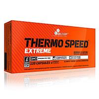 Жиросжигатель Olimp Thermo Speed 120 caps для сушки и похудения