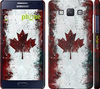 """Чехол на Samsung Galaxy A5 A500H Флаг Канады """"391c-73"""""""