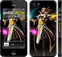 """Чехол на iPhone 5 Dota 2. Heroes 2 """"963c-18"""""""