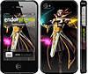 """Чехол на iPhone 4 Dota 2. Heroes 2 """"963c-15"""""""