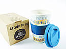 Кофейная кружка to go becher 350ml bambus Googeln, фото 2