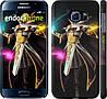 "Чехол на Samsung Galaxy S6 G920 Dota 2. Heroes 2 ""963c-80"""