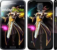 "Чехол на Samsung Galaxy S5 Duos SM G900FD Dota 2. Heroes 2 ""963c-62"""