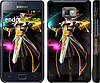 "Чехол на Samsung Galaxy S2 i9100 Dota 2. Heroes 2 ""963c-14"""