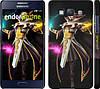 "Чехол на Samsung Galaxy A5 A500H Dota 2. Heroes 2 ""963c-73"""