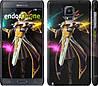 "Чехол на Samsung Galaxy Note 4 N910H Dota 2. Heroes 2 ""963c-64"""
