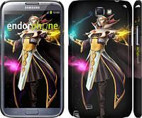 "Чехол на Samsung Galaxy Note 2 N7100 Dota 2. Heroes 2 ""963c-17"""