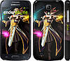 "Чехол на Samsung Galaxy S4 mini Dota 2. Heroes 2 ""963c-32"""