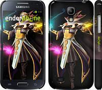 "Чехол на Samsung Galaxy S4 mini Duos GT i9192 Dota 2. Heroes 2 ""963c-63"""