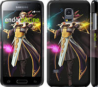 "Чехол на Samsung Galaxy S5 mini G800H Dota 2. Heroes 2 ""963c-44"""