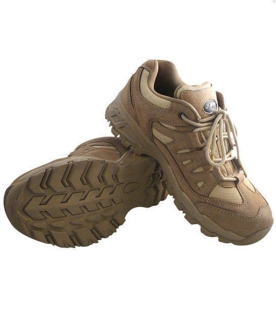 Кроссовки Mil-Tec Squad Shoes 2.5 Inch coyote