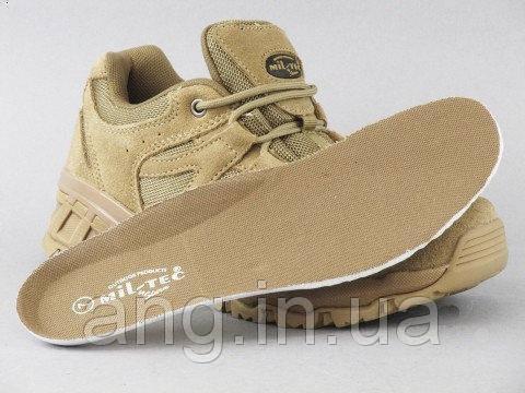 Кроссовки Mil-Tec Squad Shoes 2.5 Inch coyote, фото 2
