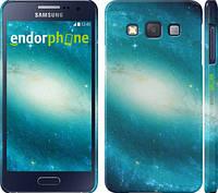 "Чехол на Samsung Galaxy A3 A300H Голубая галактика ""177c-72"""