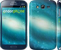 """Чехол на Samsung Galaxy Grand Duos I9082 Голубая галактика """"177c-66"""""""
