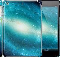 "Чехол на iPad mini Голубая галактика ""177c-27"""