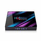H96 Max 4/64 | RK3318 | Android 9.0 | Андроід ТВ Приставка | Smart TV Box, фото 6