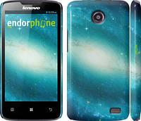 "Чехол на Lenovo A820 Голубая галактика ""177c-68"""