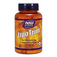 NOW LipoTrim 120 tabs