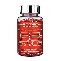 Жиросжигатель Scitec Nutrition ReStyle 120 caps. для сушки и похудения