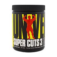 Жиросжигатель Universal Nutrition Super Cuts 3 130 tabs для сушки и похудения