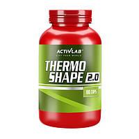 Жиросжигатель Activlab Thermo Shape 2.0 180 caps для сушки и похудения