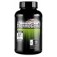 Жиросжигатель Activlab ThermoGenic 120 caps для сушки и похудения