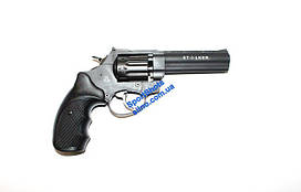 """Револьвер Stalker 4.5"""" чёрный матовый / чёрная рукоять"""