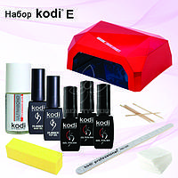 Старт набор гель лаков Kodi E