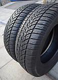 Шины б/у 195/65 R15 Dunlop SP Winter Sport 4D, ЗИМА, 6-7 мм, пара, фото 7