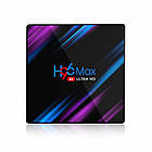 H96 Max 4/32 | RK3318 | Android 9.0 | Андроід ТВ Приставка | Smart TV Box (+ Налаштування), фото 5