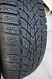 Шины б/у 195/65 R15 Dunlop SP Winter Sport 4D, ЗИМА, 6-7 мм, пара, фото 6